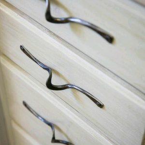 Дверная ручка кованая ГК-ДР-7