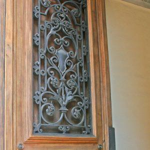 Дверь входная кованая ГК-ДВ-15