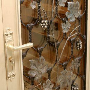 Дверь входная кованая ГК-ДВ-16