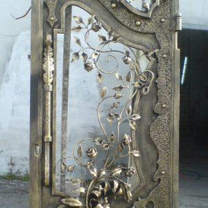 Дверь входная кованая ГК-ДВ-18