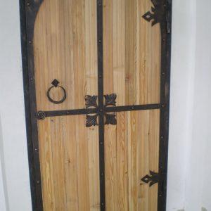 Дверь входная кованая ГК-ДВ-20