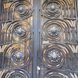 Дверь входная кованая ГК-ДВ-21