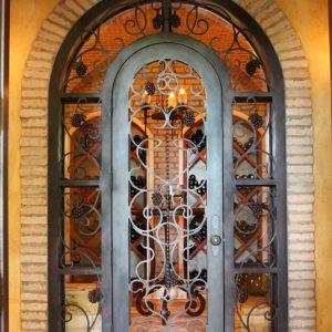 Дверь входная кованая ГК-ДВ-26