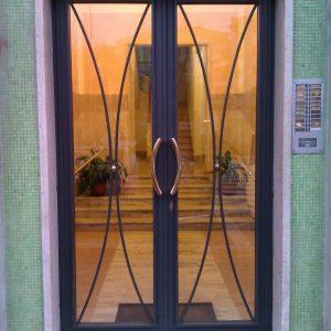 Дверь входная кованая ГК-ДВ-27