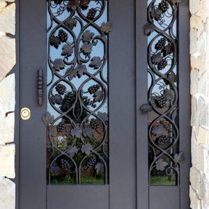 Дверь входная кованая ГК-ДВ-28