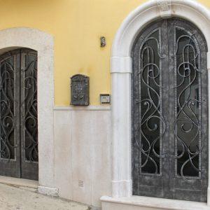 Дверь входная кованая ГК-ДВ-31
