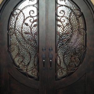 Дверь входная кованая ГК-ДВ-32
