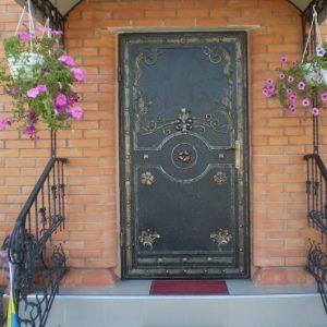 Дверь входная кованая ГК-ДВ-37