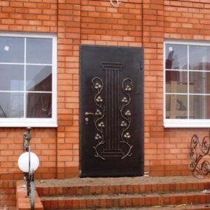 Дверь входная кованая ГК-ДВ-38