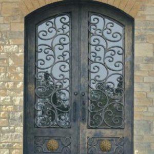 Дверь входная кованая ГК-ДВ-39