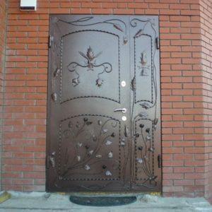 Дверь входная кованая ГК-ДВ-41