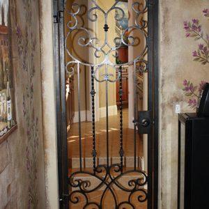 Дверь входная кованая ГК-ДВ-6