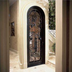 Дверь входная кованая ГК-ДВ-7