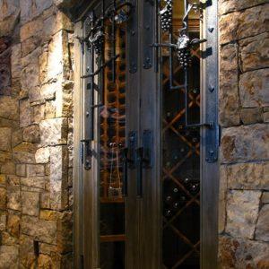 Дверь входная кованая ГК-ДВ-8