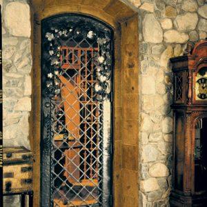 Дверь входная кованая ГК-ДВ-9