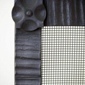 Каминный экран кованый ГК-КЭ-40