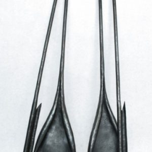 Каминный набор кованый ГК-КН-17