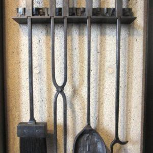 Каминный набор кованый ГК-КН-19