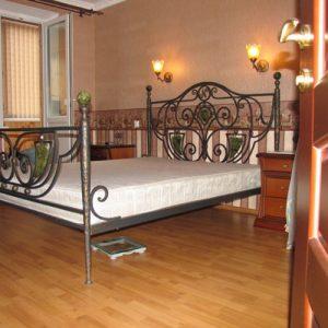 Кровать кованая ГК-КР-17