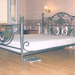 Кровать кованая ГК-КР-20