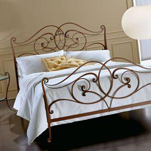 Кровать кованая ГК-КР-22