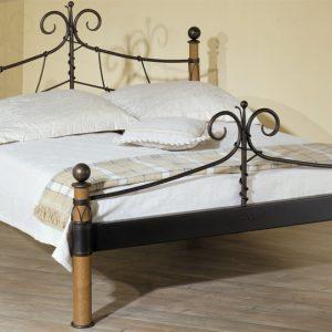 Кровать кованая ГК-КР-26