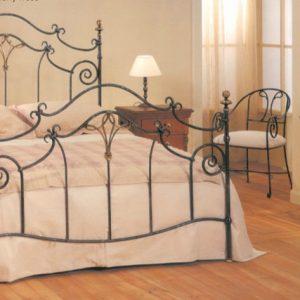Кровать кованая ГК-КР-28