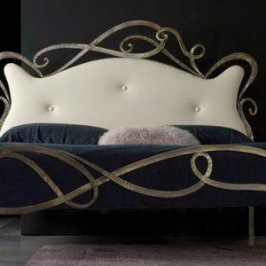 Кровать кованая ГК-КР-3