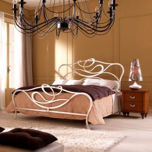 Кровать кованая ГК-КР-4