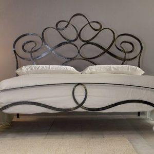 Кровать кованая ГК-КР-5