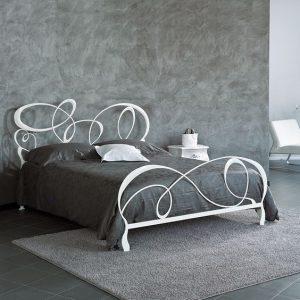 Кровать кованая ГК-КР-6