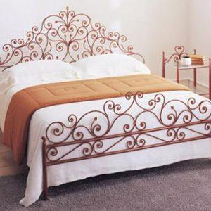 Кровать кованая ГК-КР-8