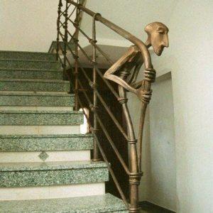 Перила для лестниц ГК-ПЕ-1