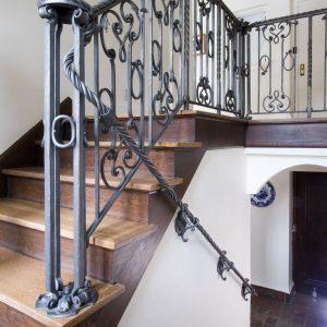 Перила для лестниц ГК-ПЕ-11