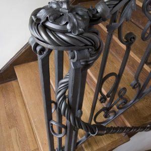 Перила для лестниц ГК-ПЕ-12