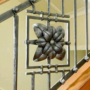 Перила для лестниц ГК-ПЕ-18