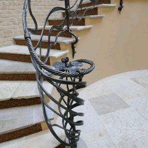 Перила для лестниц ГК-ПЕ-19