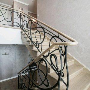Перила для лестниц ГК-ПЕ-22