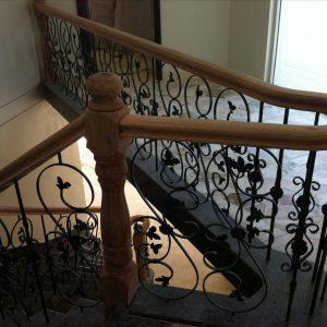 Перила для лестниц ГК-ПЕ-25