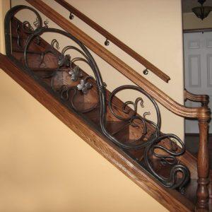 Перила для лестниц ГК-ПЕ-26