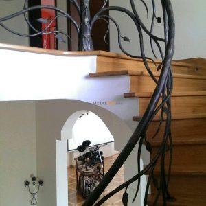 Перила для лестниц ГК-ПЕ-3