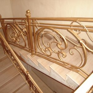 Перила для лестниц ГК-ПЕ-34