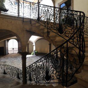 Перила для лестниц ГК-ПЕ-36