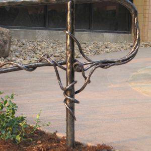 Перила для лестниц ГК-ПЕ-38