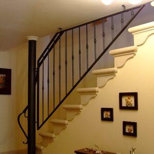 Перила для лестниц ГК-ПЕ-39