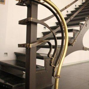 Перила для лестниц ГК-ПЕ-4