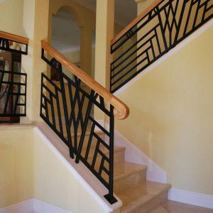 Перила для лестниц ГК-ПЕ-44