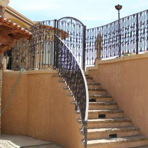 Перила для лестниц ГК-ПЕ-48