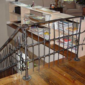 Перила для лестниц ГК-ПЕ-49