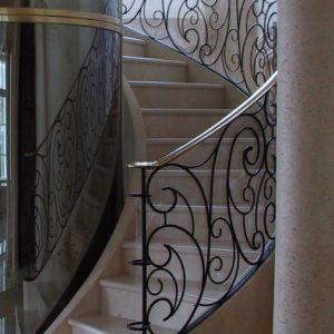 Перила для лестниц ГК-ПЕ-57